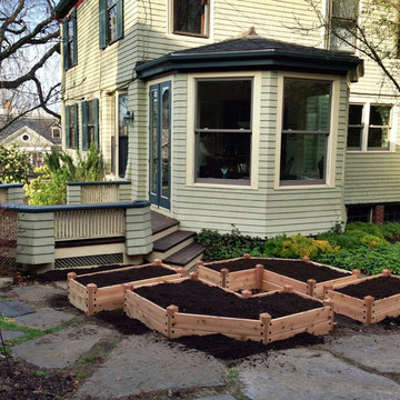 Raised Bed Potager