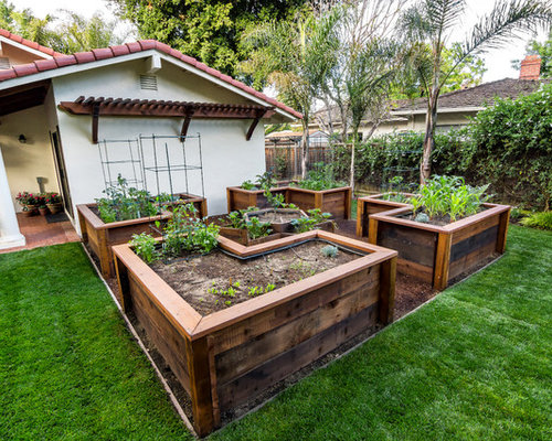above ground garden bed home design ideas pictures remodel and decor