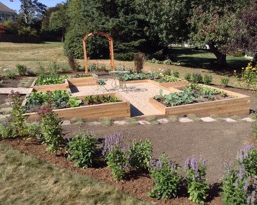 Providence landscape ideas designs remodels photos for Deco jardin potager
