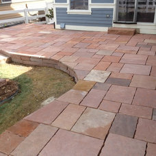 Traditional Landscape by Mountaineer Landscaping and Painting LLC