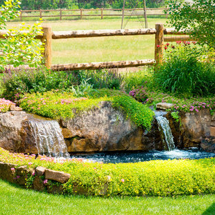 75 most popular farmhouse front yard landscaping design ideas for