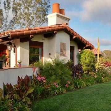 Rancho Santa Fe Spanish Colonial