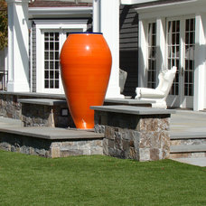 Traditional Landscape by Randy Thueme Design Inc. - Landscape Architecture