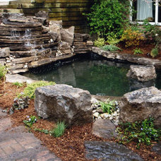 Contemporary Landscape by Ray Johannes Landscape Design