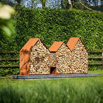 RB73 - Wood storage Bruges