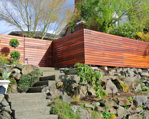 Horizontal Fence Design Ideas & Remodel Pictures