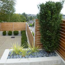 Contemporary Landscape by Folia Horticultural + Design