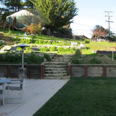 Landscaping quick backyard landscaping ideas for Quick garden design ideas