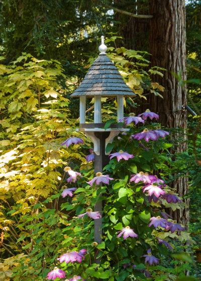 Les cabanes oiseaux envahissent les jardins for Liste oiseaux des jardins