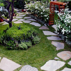 Traditional Landscape by Remarkable Gardens
