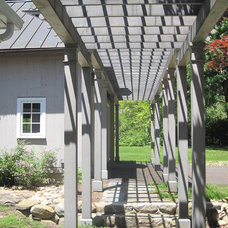 Farmhouse Landscape by JMKA | architects