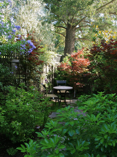 Private Garden Sanctuary Home Design Ideas, Pictures