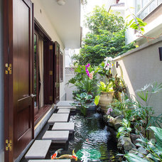 Asian Landscape by VietPhu Design Construction Corporation