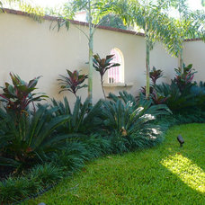 Tropical Landscape by C.Tarté Landscape Design