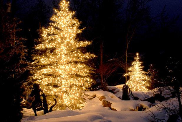 Weihnachtsdeko im Garten und Außenbereich: 16 festliche Ideen