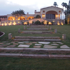 Contemporary Landscape by Environs Landscape Architecture, Inc.