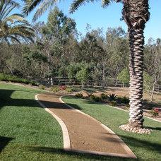 Landscape by Environs Landscape Architecture, Inc.