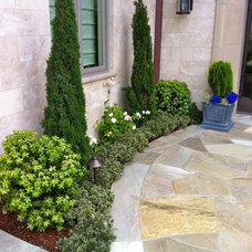 Traditional Landscape by Environs Landscape Architecture, Inc.