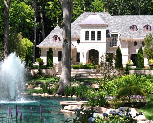 Front Yard Ponds Ideas Pictures Remodel and Decor