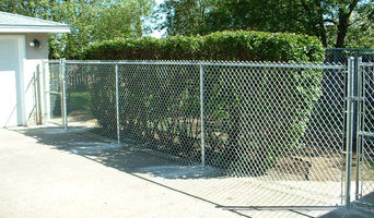 Residential Galvanized Chain Link