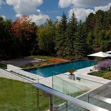 Modern Landscape by Peter A. Sellar - Architectural Photographer