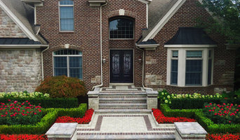 Residential Landscape Design/Installation - Executive landscape Northville, MI