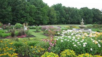 "Residential ""New American Garden"" Plantings"