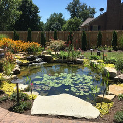 Nature 39 s expressions nicholasville ky us 40340 for Pool designs lexington ky