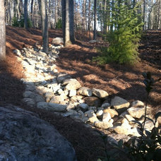 Traditional Landscape by Hawkins Landscape Architecture