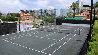 Residential Sport Courts