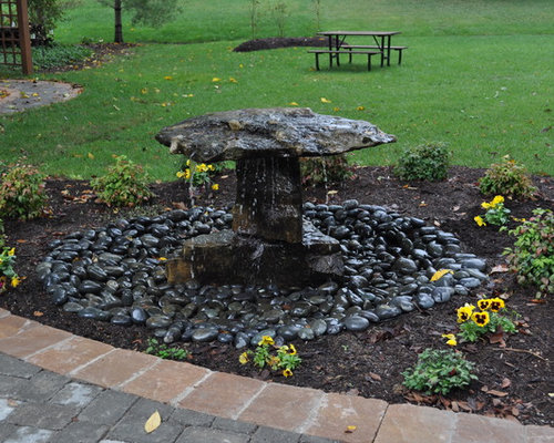 Pondless Water Feature Houzz