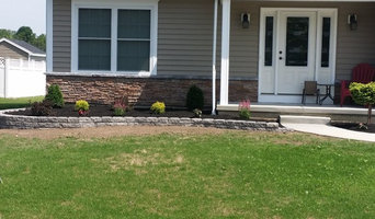 Retaining Wall & New Landscape