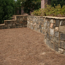 Traditional Landscape by Georgia Landscape Supply