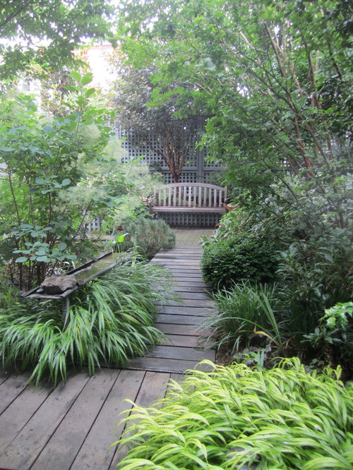 Residential garden design houzz for Residential landscape design
