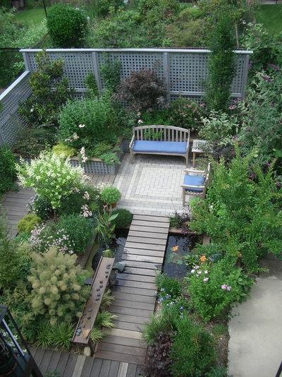 Современная классика Сад by Nigel Rollings Landscape Design