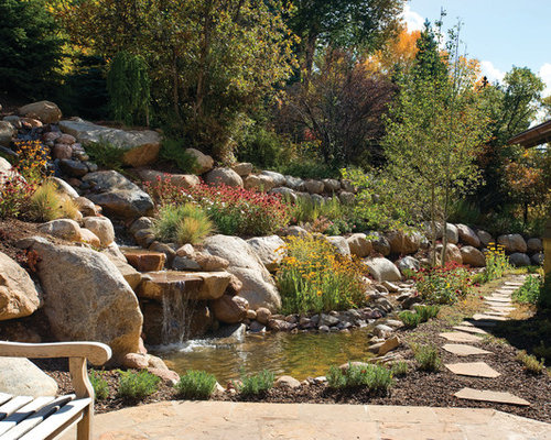 Backyard Water Features Houzz