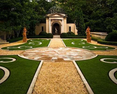 Garden folly houzz for Garden folly designs