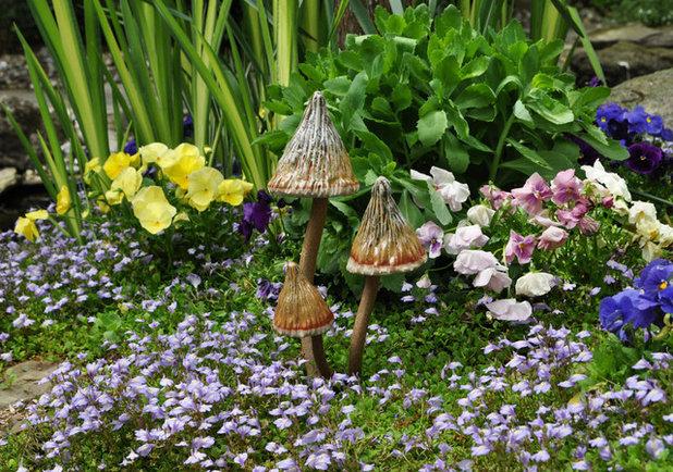 Attenti allo gnomo come creare giardini incantati da - Giardini di montagna ...