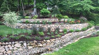 Riparian Stream Restoration : Pound Ridge NY