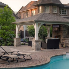 Transitional Landscape by Cedar Springs Landscape Group
