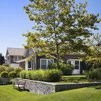 Belmont Hill Residence Contemporary Landscape Boston