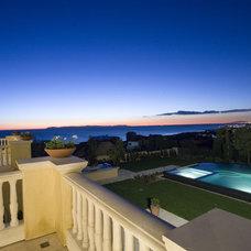 Mediterranean Landscape by Studio H Landscape Architecture