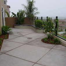Contemporary Landscape by AAA Landscape Specialists, Inc.