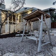 Craftsman Landscape by Barley & Pfeiffer Architects
