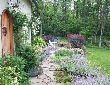Romantic Guesthouse Garden