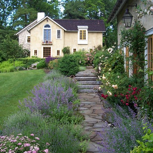 75 Beautiful Farmhouse Backyard Landscaping Pictures Ideas