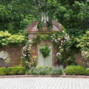 Romantic Rose Arbor & Gardens