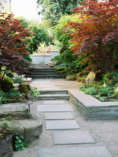 Granite Stepping Stones Ideas Pictures Remodel And Decor