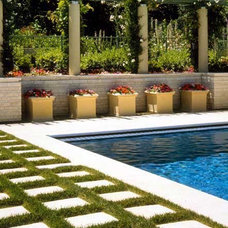 Modern Landscape by Ron Herman Landscape Architect