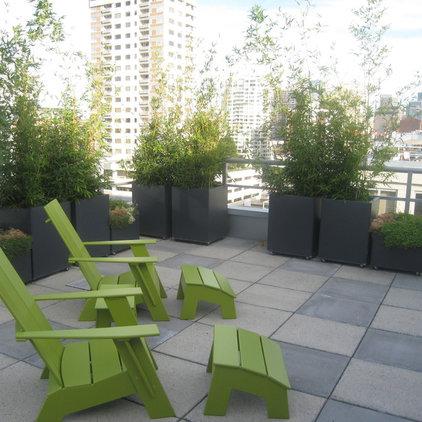 Modern Landscape by ModernBackyard